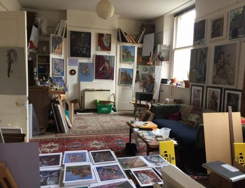 Open Studio Weekend – 7th & 8th December
