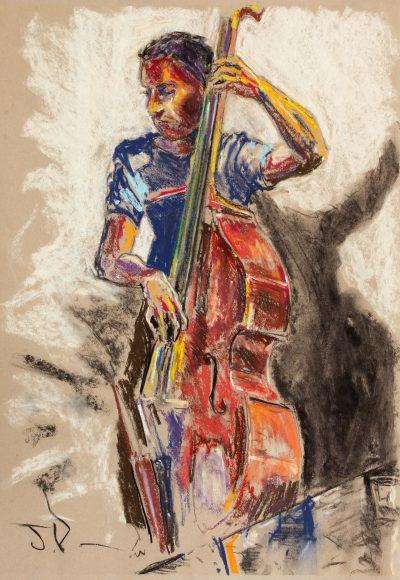 Roshan Wijetunge bass