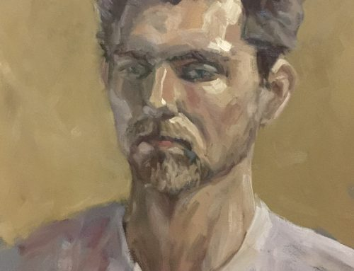 Master Portraits in Oils. Studio workshop. 13th & 14th January
