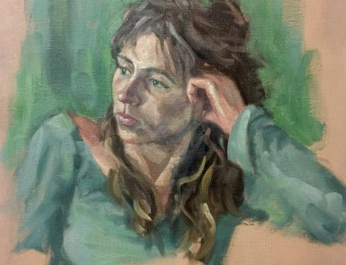 Portraits. Friday pm. Online classes